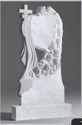 Белый мрамор №1