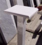 Стол мрамор с фаской
